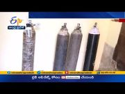 NGOs Doing Great Job | Lending Free Oxygen for Patients | at Vizianagaram District  (Video)