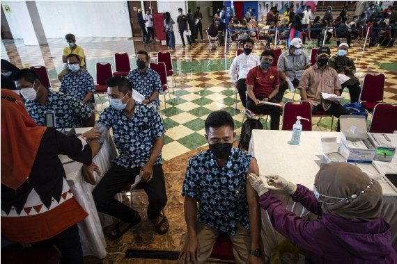 Indonesia: Indonesia to see surge in COVID - 19 cases in mid - June #Gallery