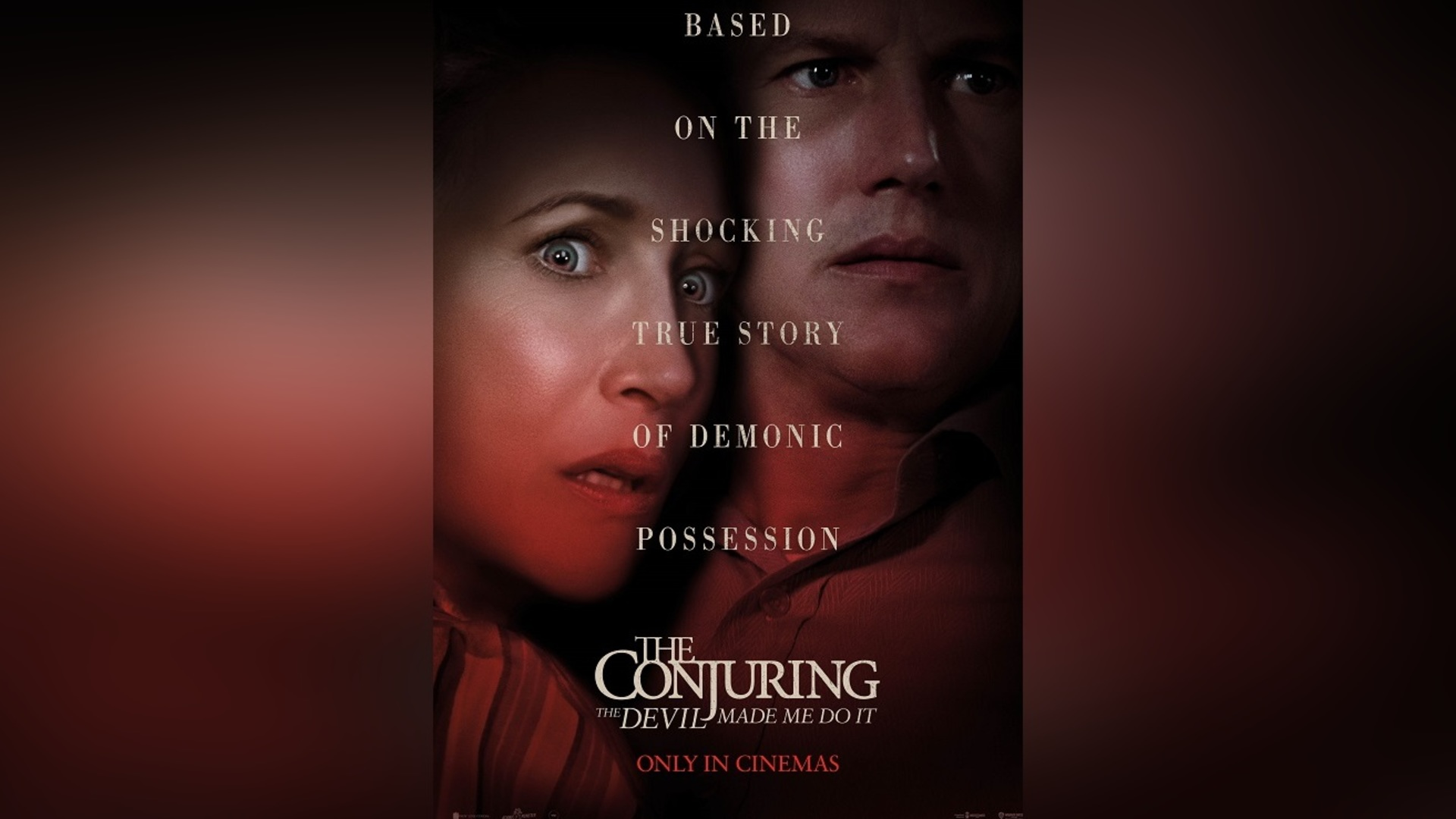 The Conjuring: The Devil Made Me Do It Review:  The Third Film May be a Little Weak, But it's Better Than Some Other Conjuring Universe Films (Rating: ***)