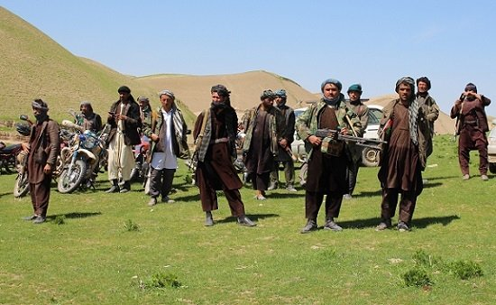 Taliban overruns another crucial Afghan district