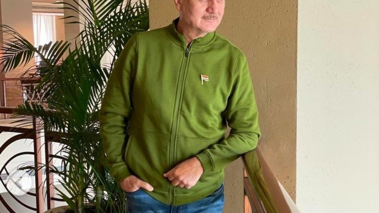 Anupam Kher says his Twitter following shrunk by 80,000 in 36 hours