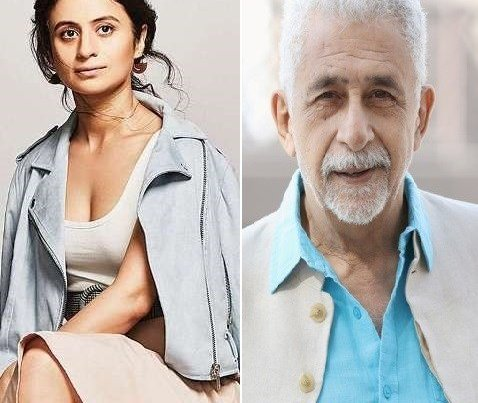 Working With Naseeruddin Shah Is Equal Measure Of Awe And Nervousness Says Rasika Dugal