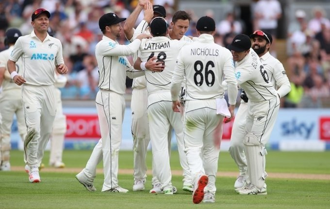 2nd Test vs NZ: England 258/7 in 1st innings on Day 1