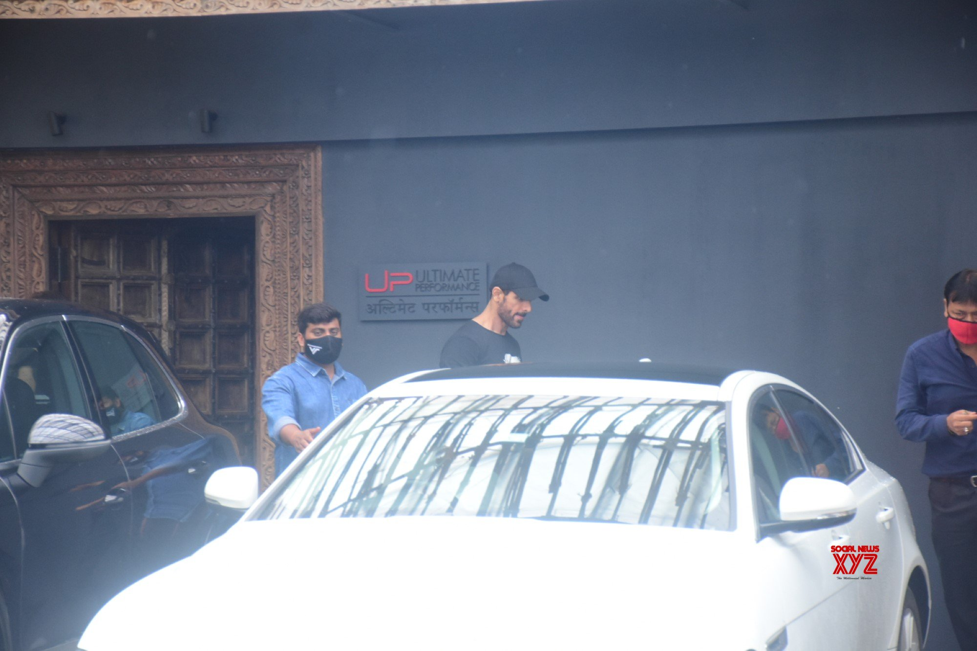John Abraham Spotted At Bandra - Gallery