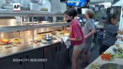 Desperate for staff, eatery hires robot waiter (Video)