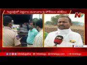 NTV: Farmers Worry over Fake Seeds in Telangana (Video)