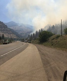 Multiple wildfires in Utah amid extreme drought