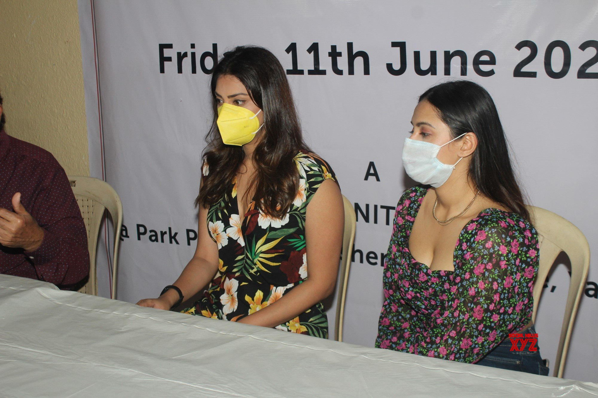 Celebs At Vaccines Campaign By Mr Shashi Ranjan In Support Of MLA Dr Lavekar - Gallery