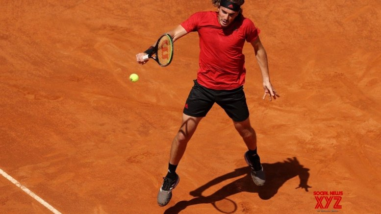 French Open: Tsitsipas in first Slam final after Zverev slugfest