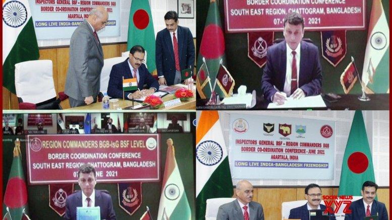 BSF, BGB to take preemptive measures for peace along Indo-B'desh border