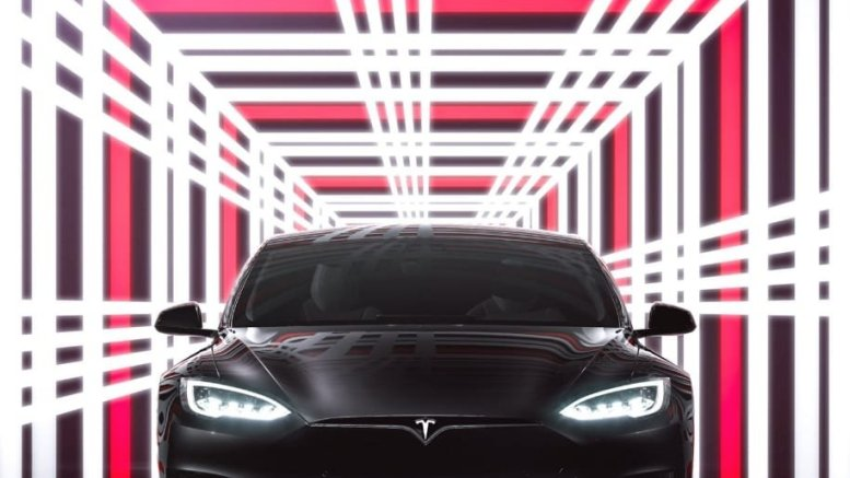 Tesla unveils Model S Plaid with new motor tech, faster charging