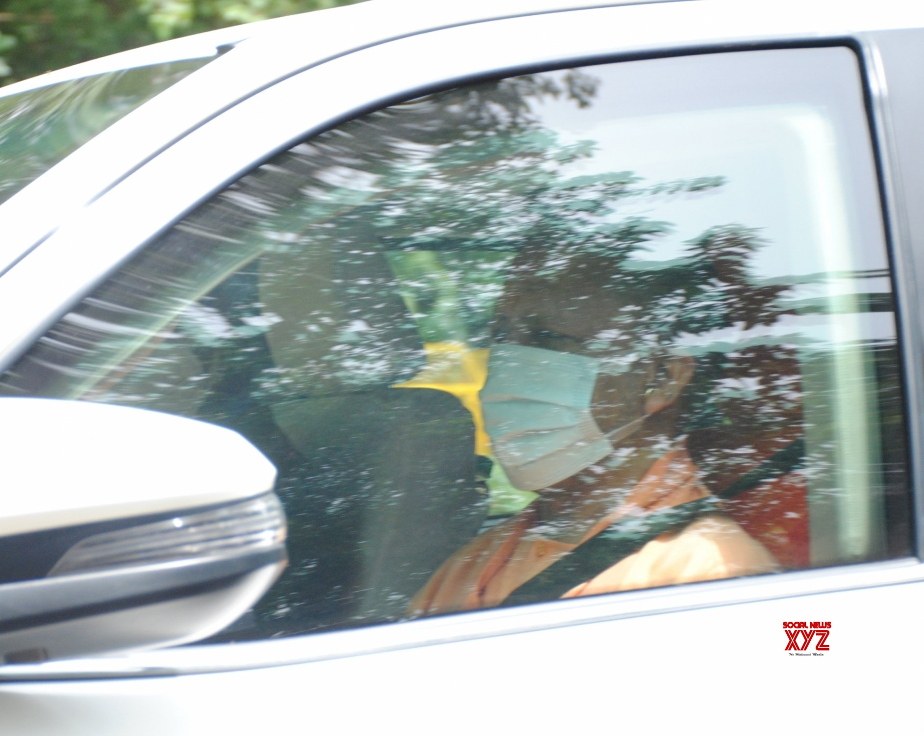 New Delhi: Uttar Pradesh chief minister Yogi Adityanath coming out after meeting with BJP president JP Nadda in New Delhi. #Gallery