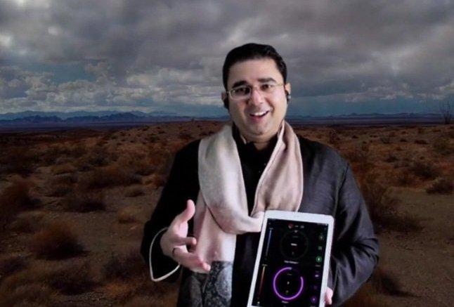 Pune-based vocalist's music app among Apple Design Award winners