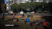 Parques de Buenos Aires llenos de gente que busca oxigenarse (Video)
