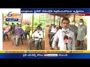 Vizag Steel Plant Privatization | Workers Protest Reaches 120 days  (Video)