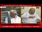 NTV: BS Yediyurappa to Remain Chief Minister, Says BJP's Arun Singh l Ntv (Video)