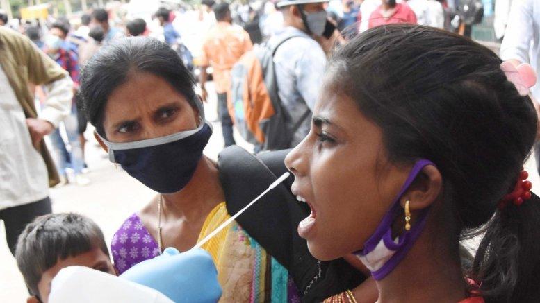 Kerala records 17,481 new Covid cases, TPR rises to 12%