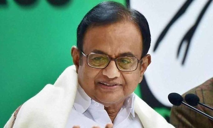 Whoever wins Goa goes on to win general elections: Chidambaram