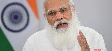Narendra Modi.(photo:PBI)