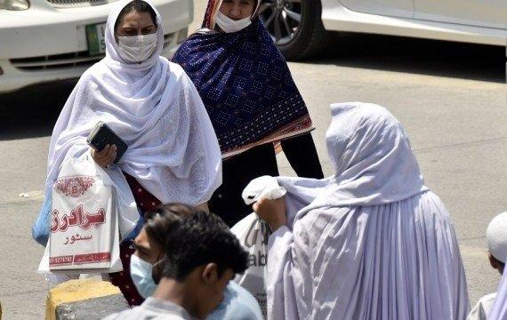 Pakistan's Covid positivity rate rises to 6.3%