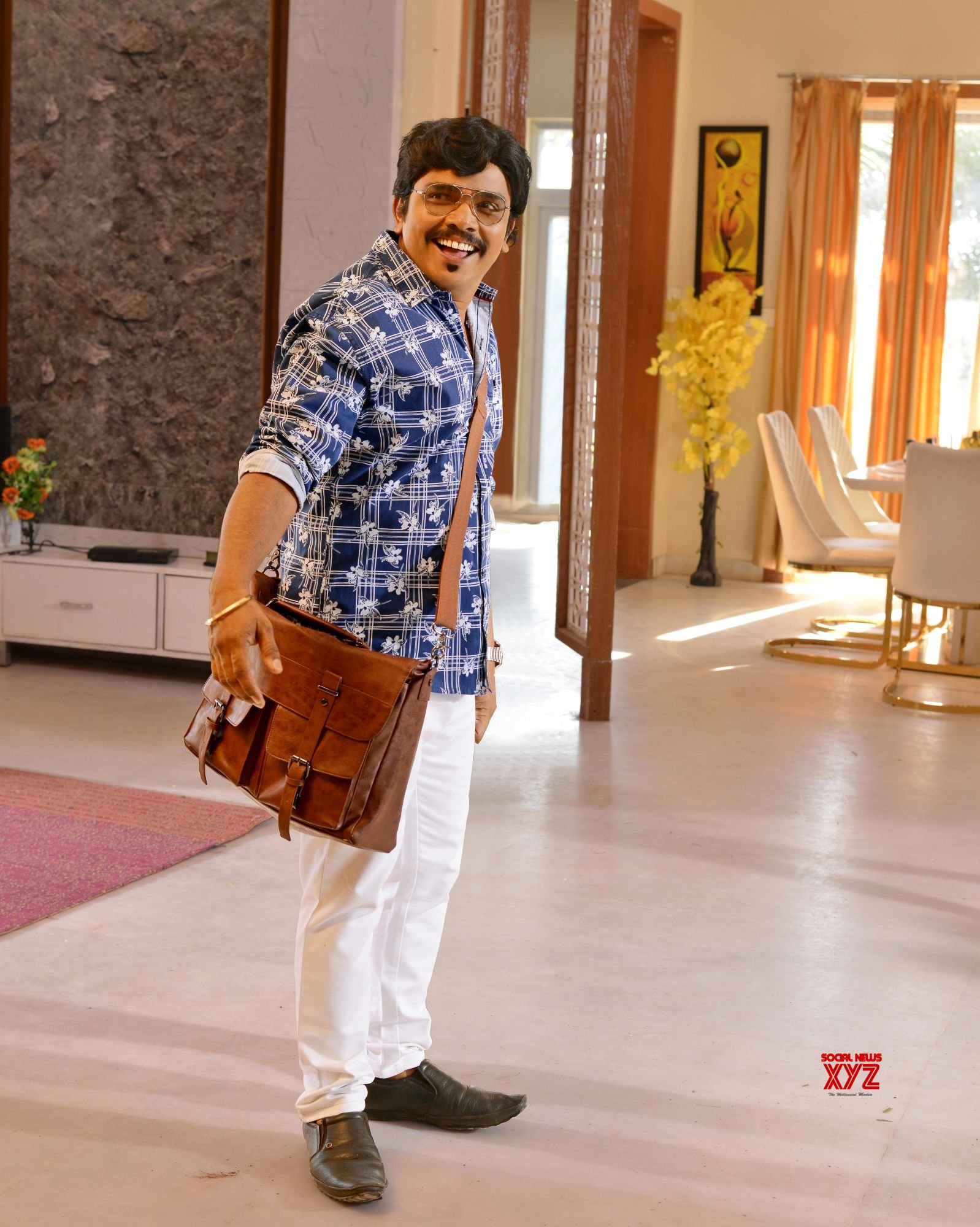 Burning Star Sampoornesh Babu's Bazar Rowdy Is All Set To Release Worldwide In Theaters In August