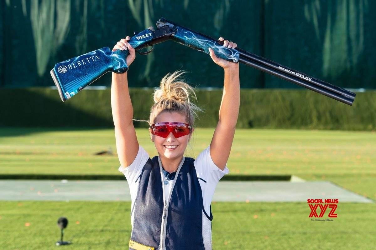 Covid watch: Shooter Amber Hill withdrawn after testing positive