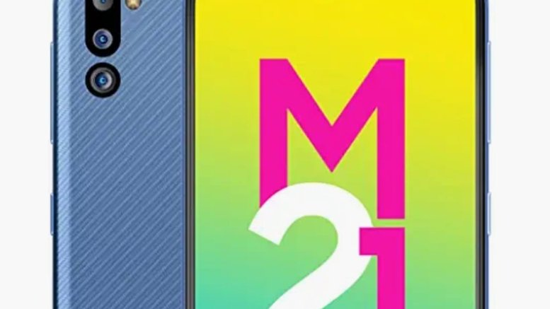 Samsung Galaxy M21 2021 Edition now in India