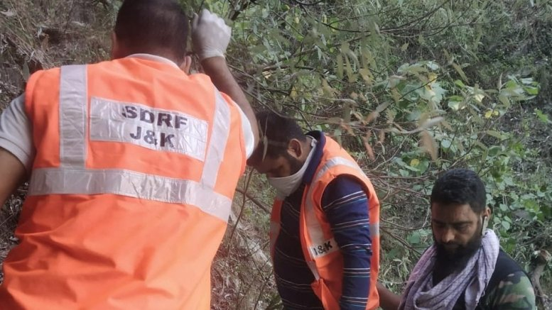 5 BSF troopers injured in J&K road accident