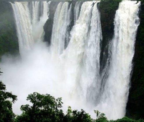 Karnataka's world-famous Jog Falls to get ropeway, night lighting