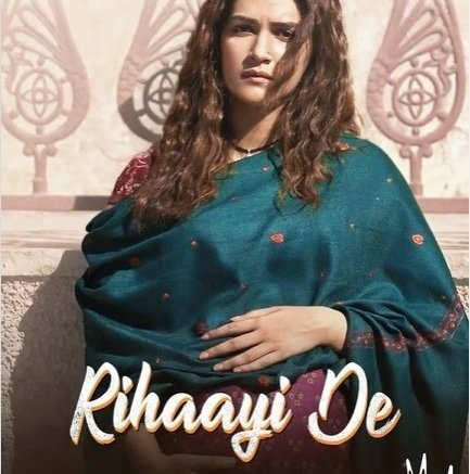 Kriti Sanon releases 'Mimi' track 'Rihaayi de', sung by AR Rahman