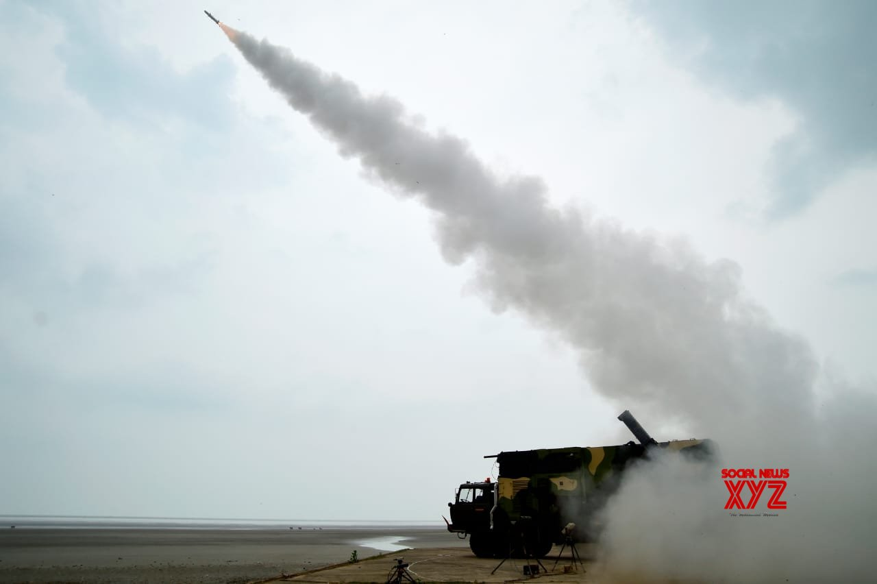 India successfully flight-tests new generation Akash Missile