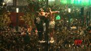 Huge celebration as Milwaukee Bucks win NBA Finals (Video)