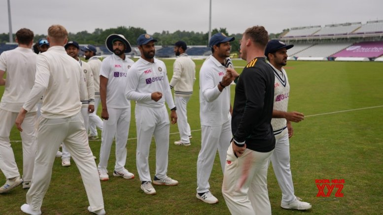 Warm-up gives India game-time and injury headache