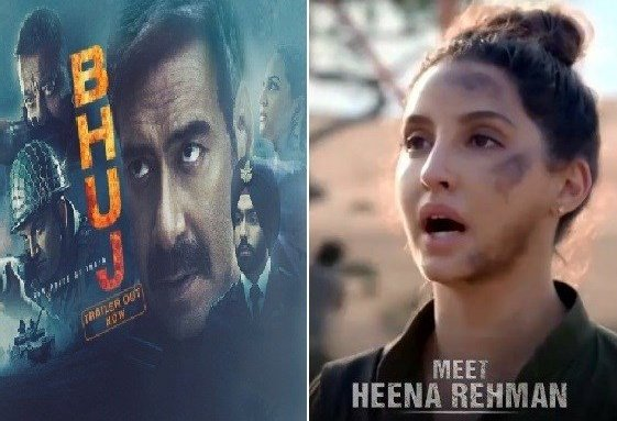 Ajay Devgn Introduces Heena Rehman Played By Nora Fatehi