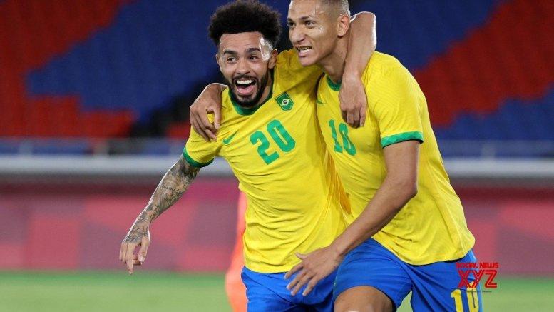 Olympics: Richarlison hat-trick helps Brazil beat Germany