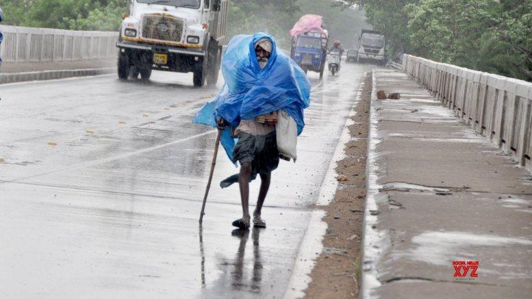 Low pressure to bring heavy rain in Odisha till Monday