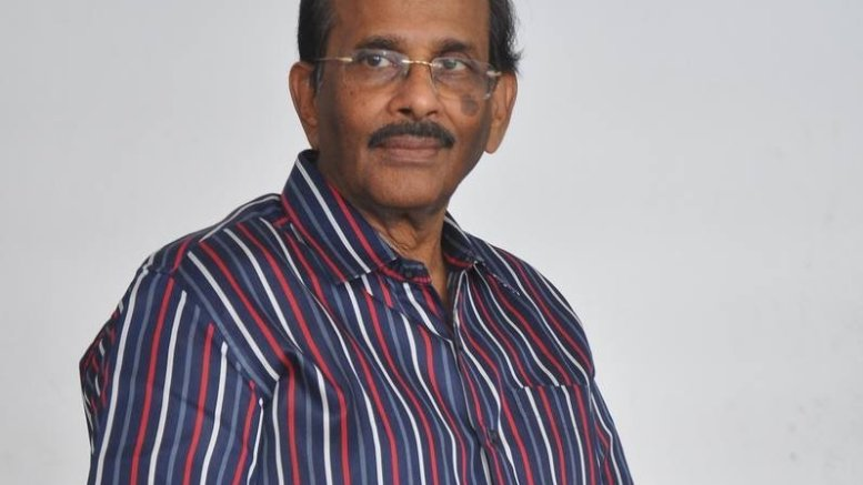'RRR' is about emotion with action and patriotism: Writer KV Vijayendra Prasad