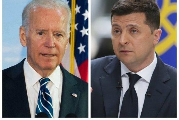 Biden to host Ukrainian Prez on Aug 30 at White House