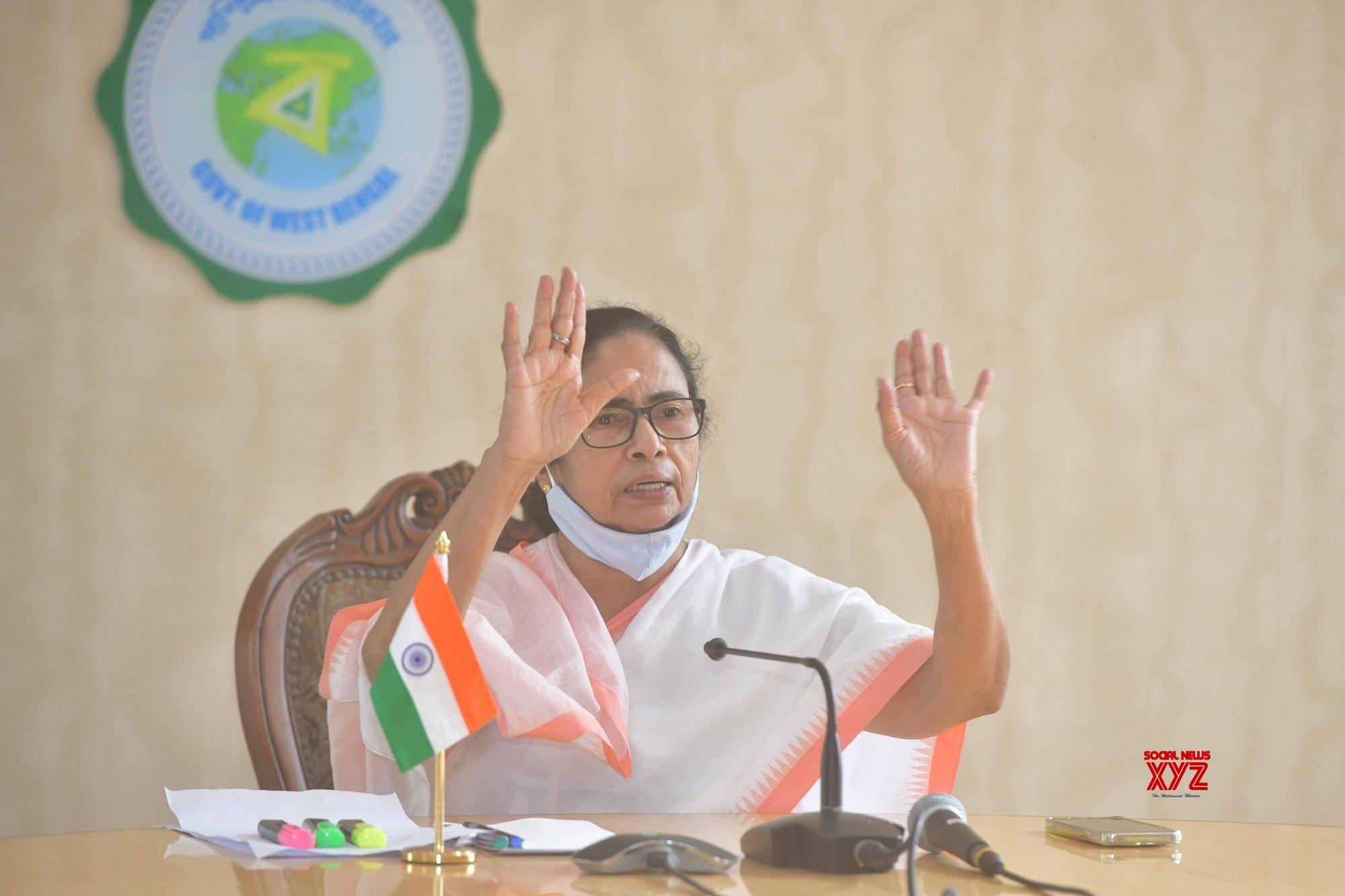 Mamata accuses Modi govt of showing vindictive attitude