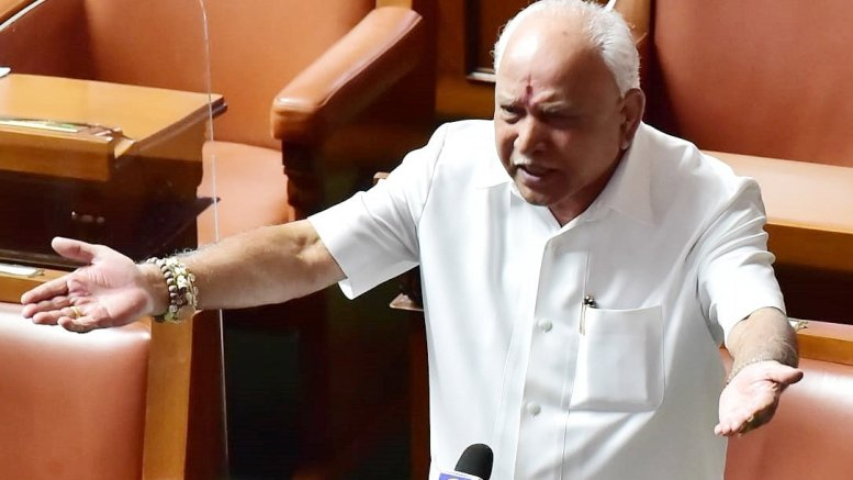 Yediyurappa drops hint about possible resignation on July 26