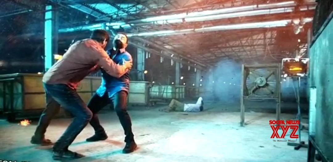 Vishal injured while shooting climax of his next