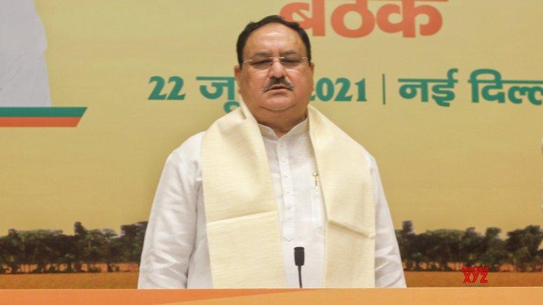 Trinamool has long history of working against Parliamentary values: Nadda