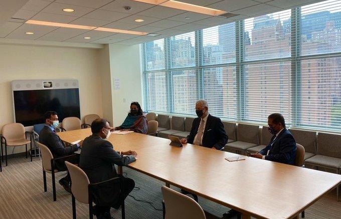 Tirumurti meets UNGA's Bozkir ahead of India assuming UNSC presidency
