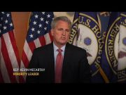 McCarthy: Jan. 6 Commission a 'sham' (Video)
