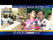 BJP Leaders Meet Gajendrasinh Shekhawat   Over Water Dispute  (Video)