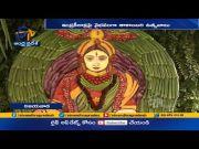 Shakambari Utsav | Starts at Kanaka Durga Temple | Vijayawada  (Video)