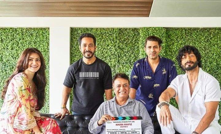 Vidyut Jammwal And Shivaleeka Oberoi Starts Shooting For Khuda Haafiz Chapter II Agni Pariksha