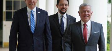 US President Joe Biden and Jordanian King Abdullah II.(photo:Instagram)