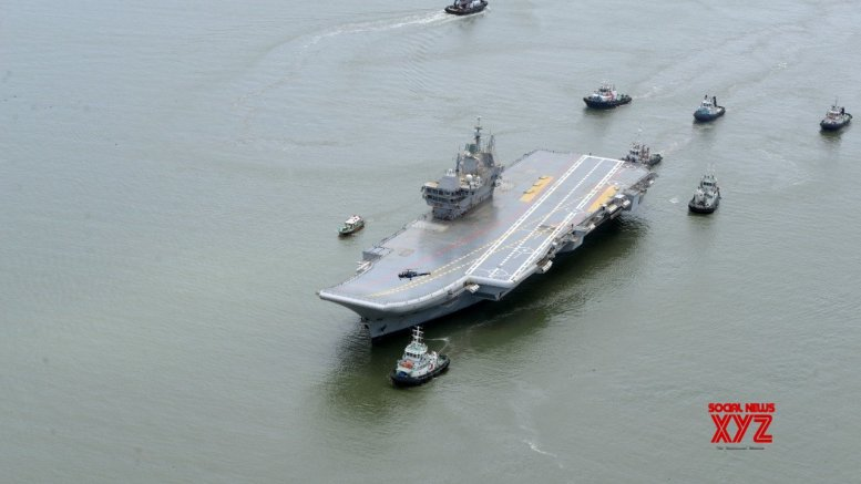 Aircraft carrier - a reality check for Indian Navy