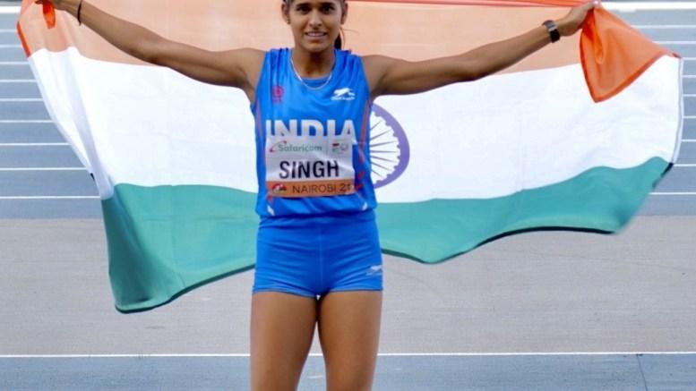 World Athletics U20: Shaili wins silver in long jump